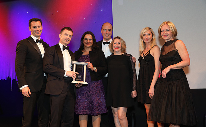 Congratulations To Kirkland & Ellis, Winners Of The Private Equity Team Of The Year Award.